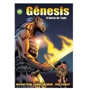 Livro em Quadrinhos Gênesis
