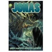 Livro em Quadrinhos Jonas