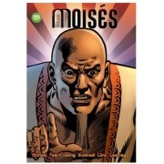 Livro em Quadrinhos Moisés