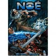 Livro em Quadrinhos Noé