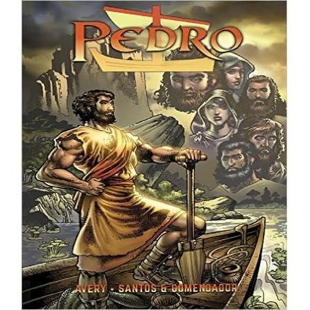 Livro em Quadrinhos Pedro