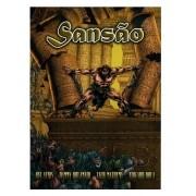 Livro em Quadrinhos Sansão