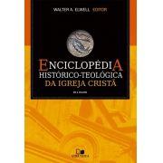 Livro Enciclopédia Histórico-Teológica da Igreja Cristã