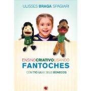 Livro Ensino Criativo Usando Fantoches