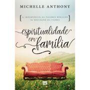 Livro Espiritualidade em Família