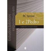 Livro Estudos Bíblicos Expositivos em 1 e 2Pedro