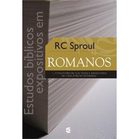 Livro Estudos Bíblicos Expositivos em Romanos