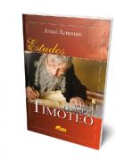 Livro Estudos Sobre a 1ª  Epístola a Timóteo