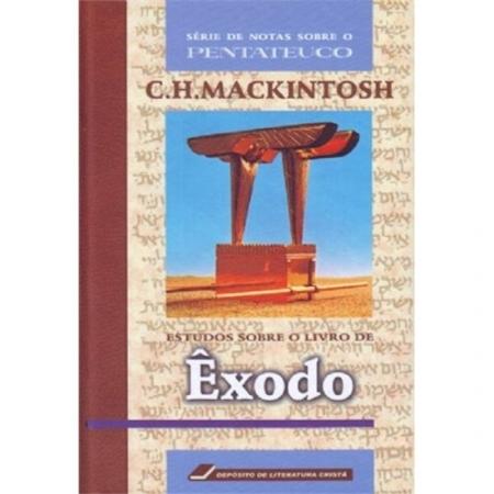 Livro Estudos Sobre O Livro De Êxodo