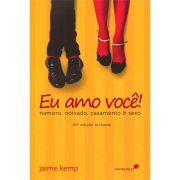 Livro Eu Amo Você!