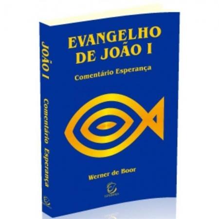 Livro Evangelho de João I - Produto Reembalado