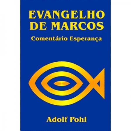 Livro Evangelho de Marcos - Nova Edição