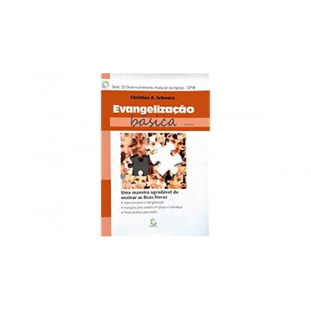 Livro Evangelização Básica - 2ª Edição