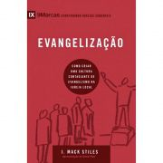 Livro Evangelização | Série 9 Marcas - Construindo Igrejas Saudáveis