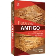 Livro Faces do Antigo Testamento