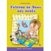 Livro Falando de Deus aos Bebês Vol. 1 - Noé e os Animais