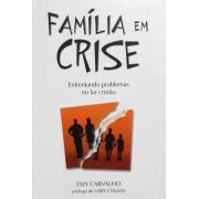 Livro Família em Crise