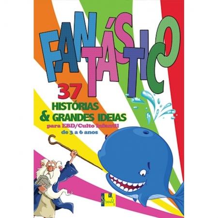 Livro Fantástico - Vol. 1