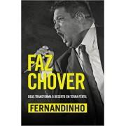Livro Faz Chover - Fernandinho
