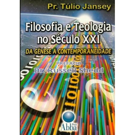 Livro Filosofia e Teologia no Século XXI