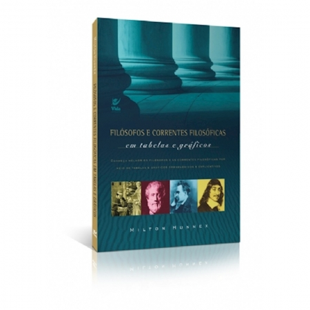 Livro Filósofos e Correntes Filosóficas