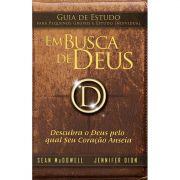 Livro Guia de Estudo Em Busca de Deus