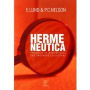 Livro Hermenêutica - Princípios de Interpretação das Sagradas Escrituras