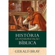 Livro História da Interpretação Bíblica