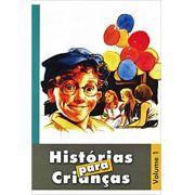 Livro Histórias para Crianças Vol 01