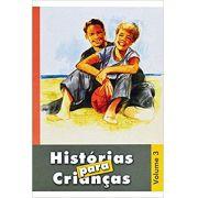 Livro Histórias para Crianças Vol 03