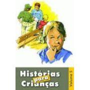 Livro Histórias para Crianças Vol 05