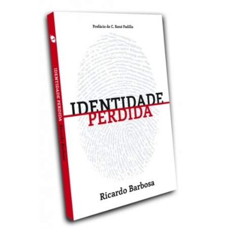 Livro Identidade Perdida