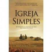 Livro Igreja Simples