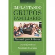 Livro Implantando Grupos Familiares