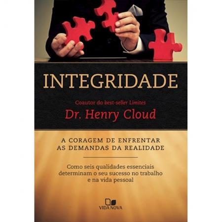 Livro Integridade