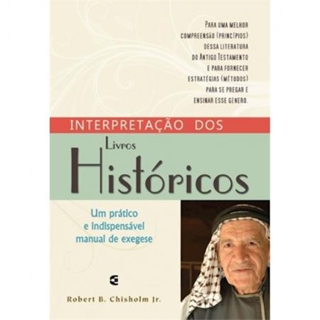 Livro Interpretação dos Livros Históricos