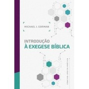 Livro Introdução à Exegese Bíblica