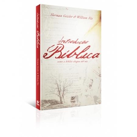 Livro Introdução Bíblica