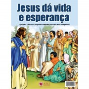 Livro Jesus Dá Vida E Esperança