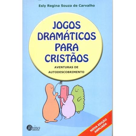 Livro Jogos Dramáticos Para Cristãos