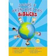 Livro Jogos e Brincadeiras Bíblicas