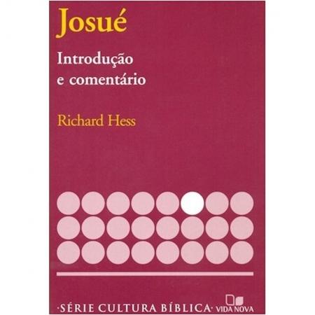 Livro Josué - Introdução e Comentário Antigo Testamento