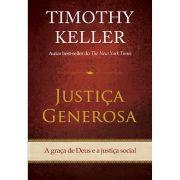 Livro Justiça Generosa