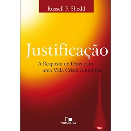 Livro Justificação