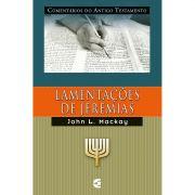 Livro Lamentações de Jeremias