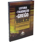 Livro Leitura e Tradução do Grego Bíblico