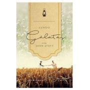 Livro Lendo Gálatas com John Stott