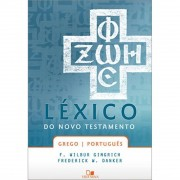 Livro Léxico do Novo Testamento Grego/Português
