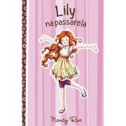 Livro Lily na Passarela - Produto Reembalado