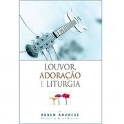Livro Louvor, Adoração e Liturgia
